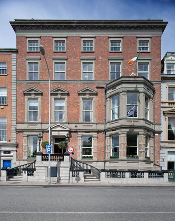 XL Group's Irish offices, on St Stephen's Green, will become the firm's new European headquarters in 2018.