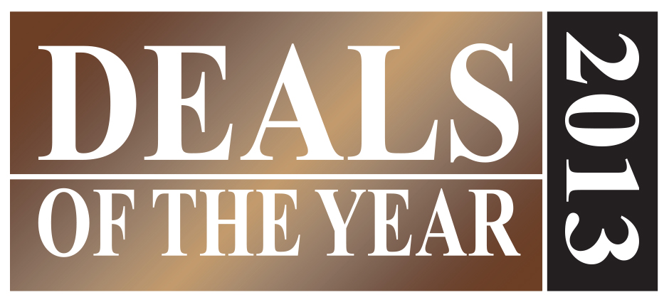 Deals of the Year 2013