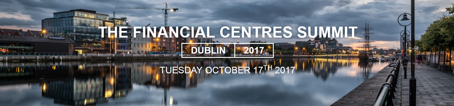 Financial Centres Summit 2017
