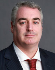 Paul McGarrry, SC, Chair (2016-2018) of the Bar Council of Ireland