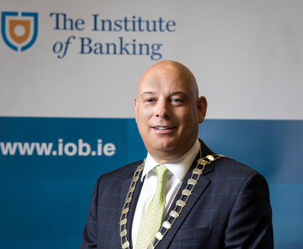 Clive Bellows, President of the Institute of Banking, Head of Global Fund Services EMEA Northern Trust